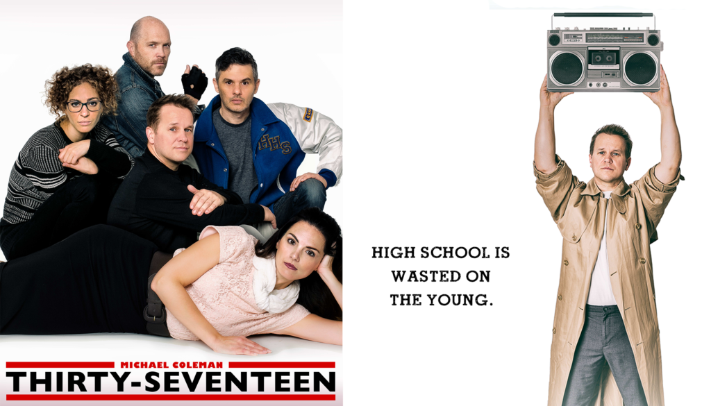 Michael Coleman Thirty-Seventeen Movie Poster
