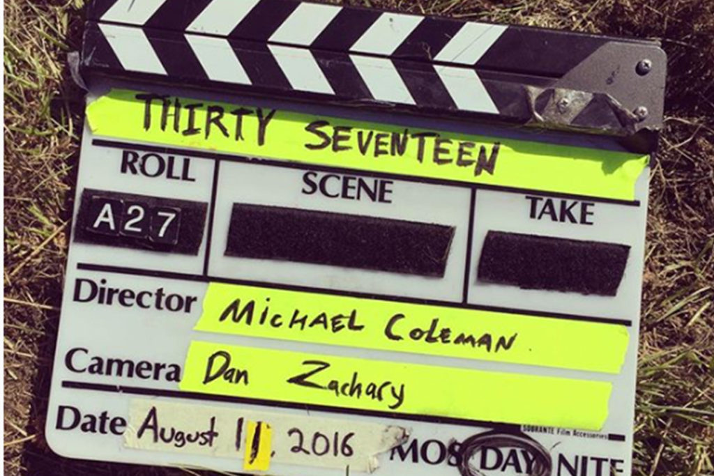 Michael Coleman Thirty Seventeen