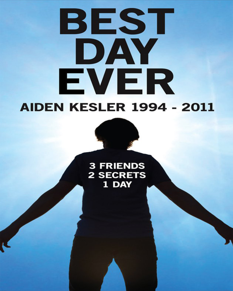 Michael Coleman Best Day Ever Film Poster