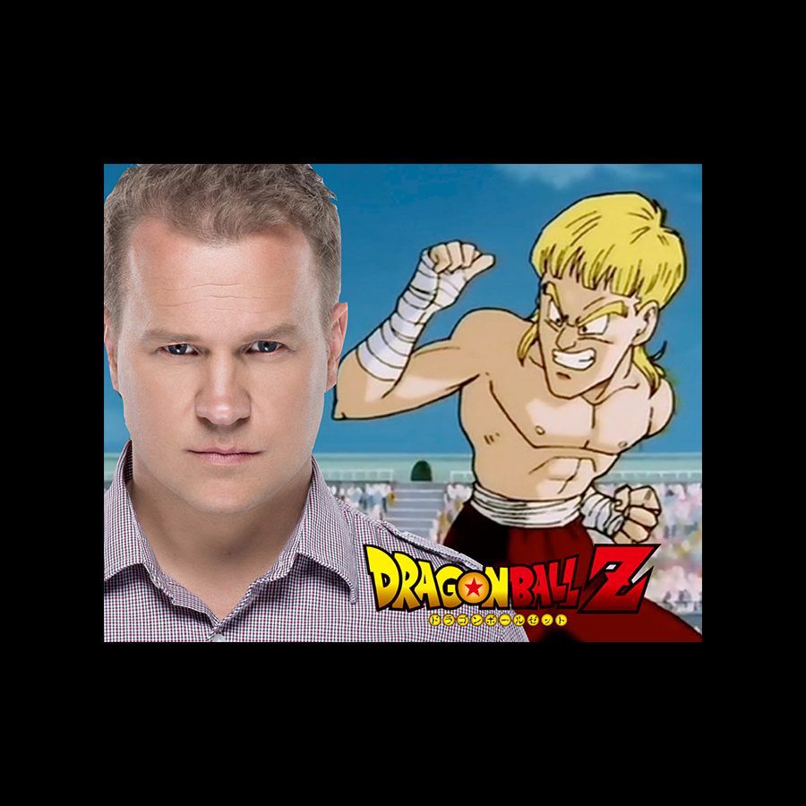 Michael Coleman Dragan Ball Z Voice Acting