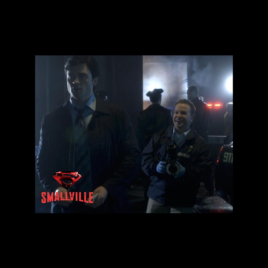 Michael Coleman on Smallville