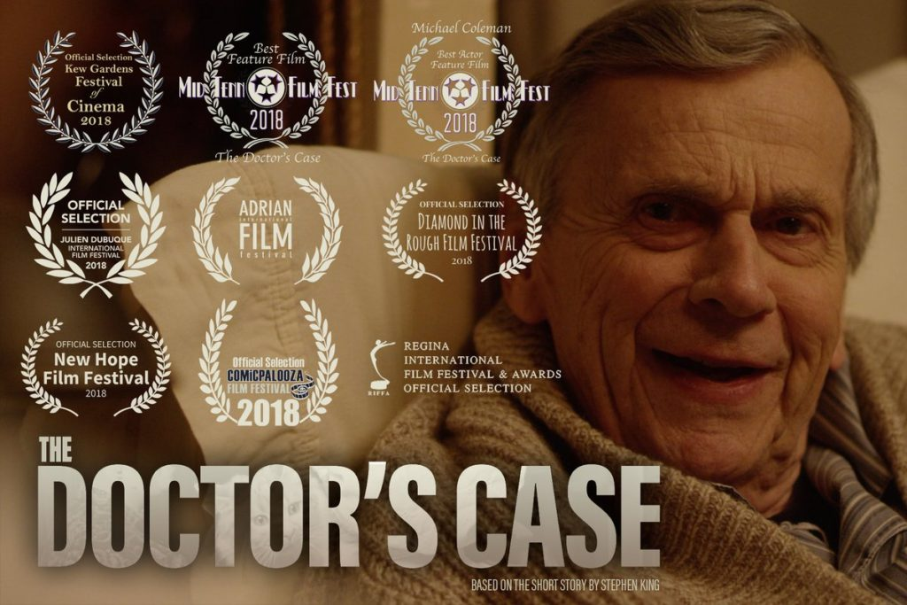 Michael Coleman Actor on Doctor's Case
